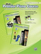 Alfred's Premier Piano Course GM for Lesson, Level 2B