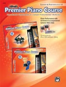 Alfred's Premier Piano Course GM for Performance, Level 1A