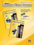 Alfred's Premier Piano Course GM for Performance, Level 1B