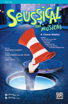 Seussical The Musical - SAB (SATB recording)
