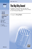 The Big City Sound - SAB (SATB recording)