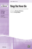 Things That Never Die - SSAA (SATB recording)