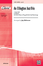 An Ellington Jazz Trio - SATB
