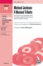 Michael Jackson: A Musical Tribute - SATB