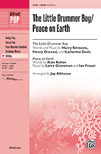 The Little Drummer Boy/Peace On Earth - SATB
