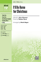 I'll Be Home for Christmas - TTBB (SATB recording)
