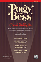 Porgy and Bess: Choral Highlights - SATB