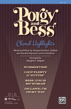 Porgy and Bess: Choral Highlights - SAB (SATB recording)
