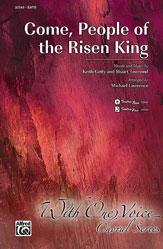 Come, People of the Risen King - SATB