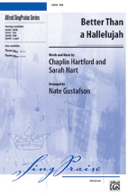 Better Than a Hallelujah - SAB (SATB recording)