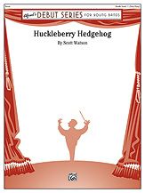 Huckleberry Hedgehog