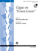 "Gigue on ""Forest Green"""