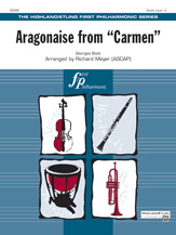 Aragonaise (from Carmen)