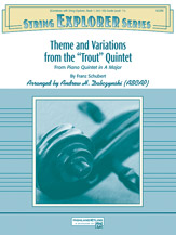 Theme and Variations from the Trout Quintet