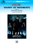 Harry at Hogwarts from Harry Potter and the Goblet of Fire [TM]