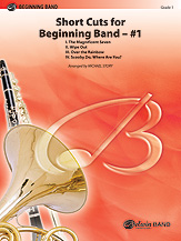 Short Cuts for Beginning Band - #1