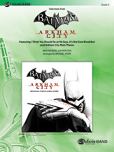 Selections from Batman: Arkham City