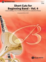 Short Cuts for Beginning Band - Vol. 4