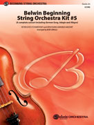 Belwin Beginning String Orchestra Kit #5