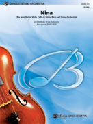 Nina (For Solo Violin, Viola, Cello or String Bass and String Orchestra)