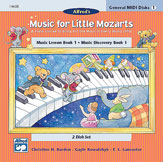 Music for Little Mozarts: GM for Discovery Book, Level 1