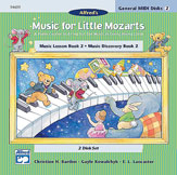 Music for Little Mozarts: GM for Discovery Book, Level 2
