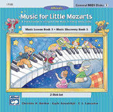 Music for Little Mozarts: GM for Discovery Book, Level 3