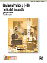 Gershwin Preludes for Mallet Ensemble, Prelude III