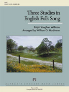 Three Studies in English Folk Song